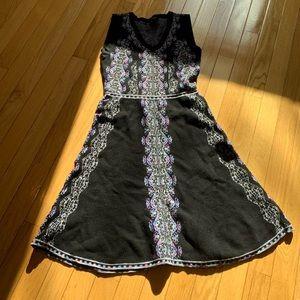 Nanette Lepore Sleeveless Sweater Dress size XS